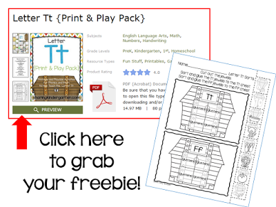 https://www.teacherspayteachers.com/Product/Letter-Tt-Print-Play-Pack-363519
