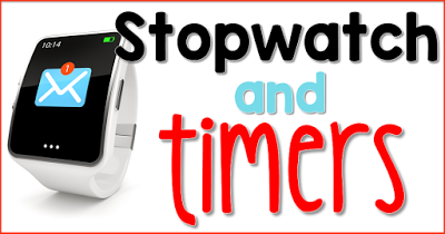 Stopwatches and Timers on the iWatch