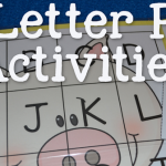 Letter Pp Activities