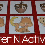Letter Nn Activities