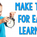 Make Time For Each Learner
