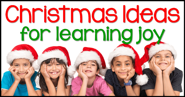 Christmas Learning Ideas