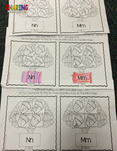 Sound sorting printables to make your students SMILES
