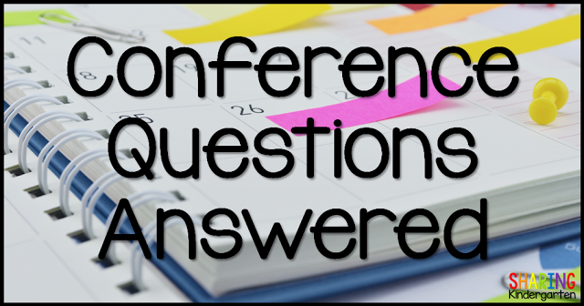 teaching conference questions answered