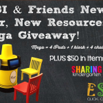 New Year, New Resources Giveaway!