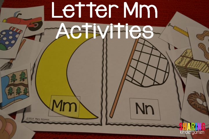 Letter Mm Activities YOU WILL LOVE TO TEACH