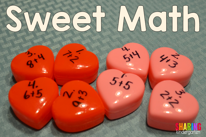 Sweet Math Activities