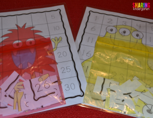 Monster printables that are MONSTERS of FUN