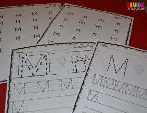 Letter Mm printables you and your class will LOVE
