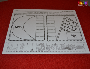 Mm and Nn sorting PRINTABLE you will adore!