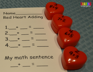 make leveled games with these hearts