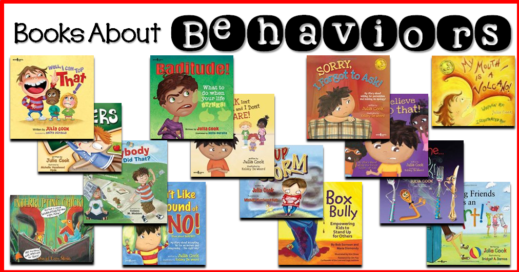Books About Behaviors