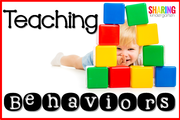 How to Teach Behvaiors to Little Ones