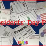Presidents' Day Preparations