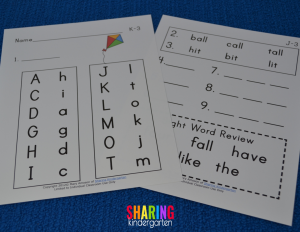 You will love these Letter Kk phonics activities