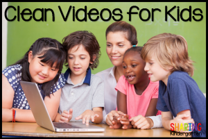 How to make videos CLEAN for kids