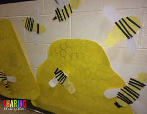 Artistic bee hives!