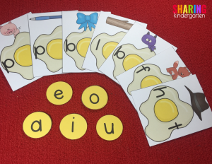 Yolk Words for Little Learners