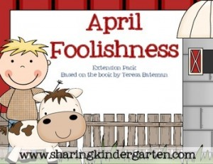 April Foolishness Freebie