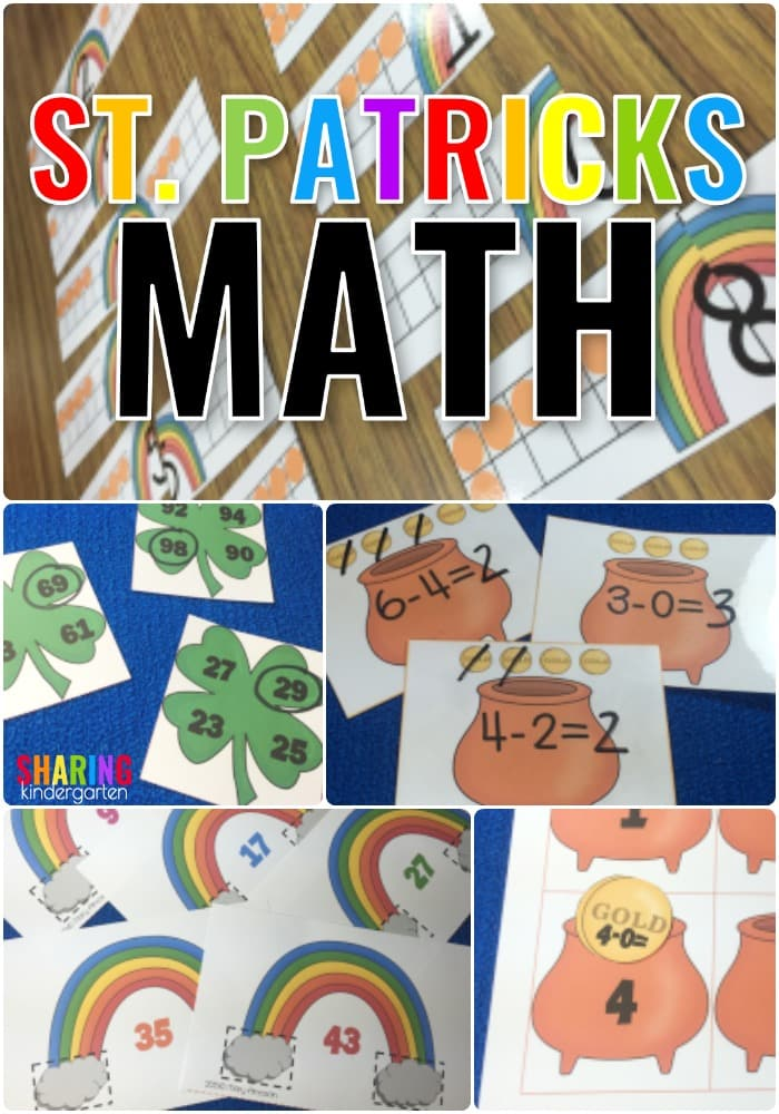 Math Activities FUN