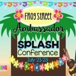 Frog Street Splash