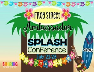 Frog Street Splash Conference