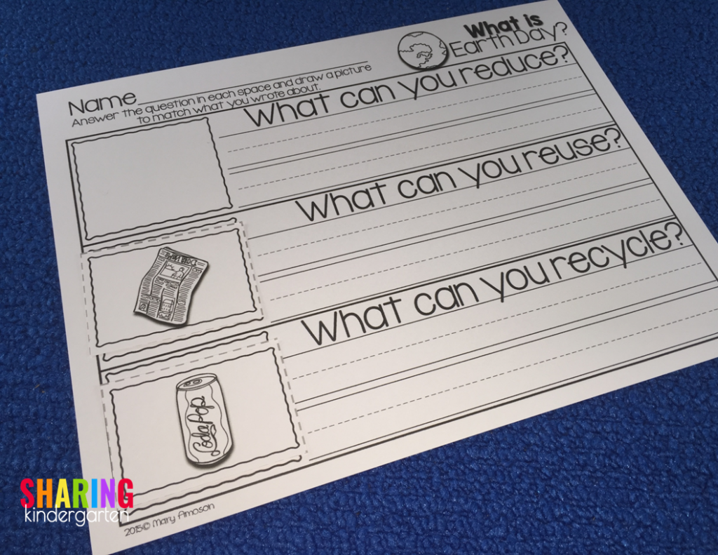 What is Earth Day? printable