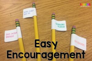 Easy Encouragement