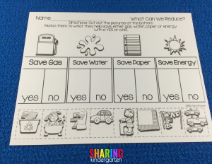 What can we reduce? printable