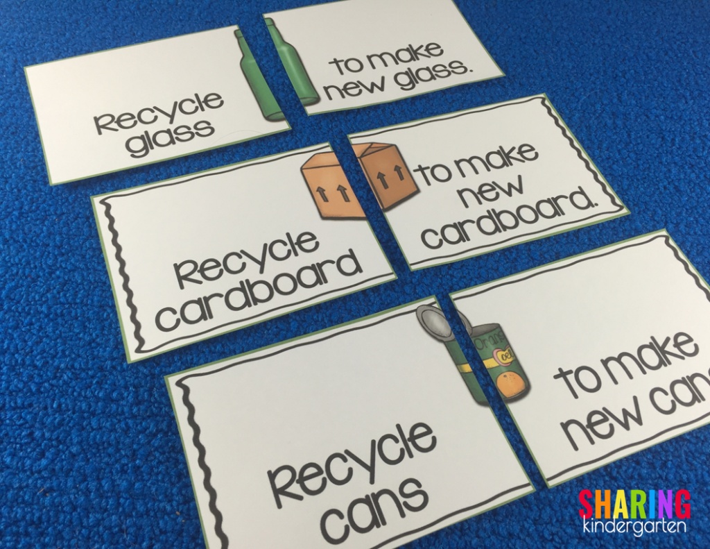 ways to recycle puzzles
