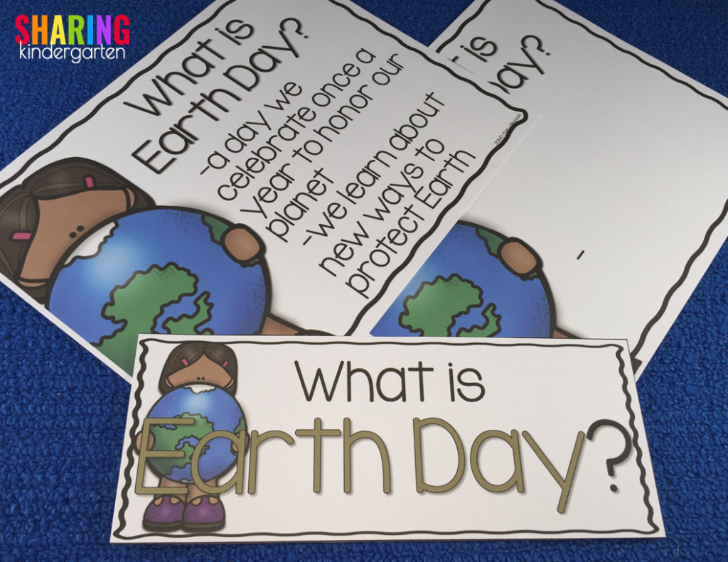 What is Earth Day? Charts