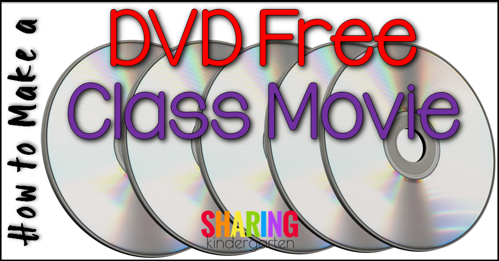 How to Make a DVD Free Class Movie