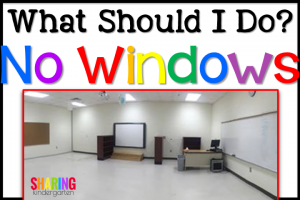 What do I do with No Windows?