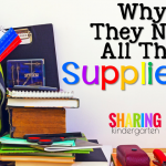 Why Do They Need All Those Supplies?