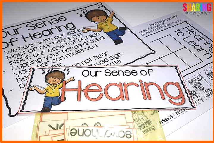 Our Senses of Hearing