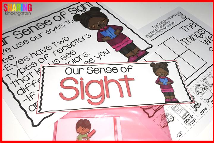 EASILY teach your sense of sight