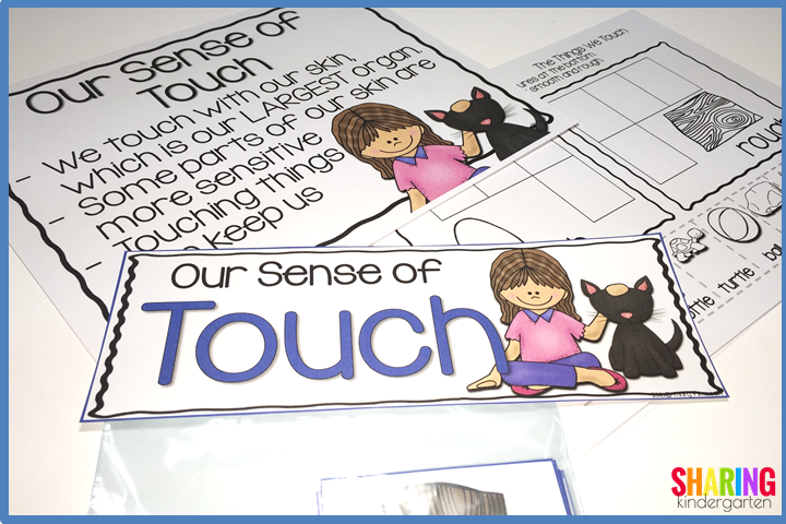 Our Sense of TOUCH