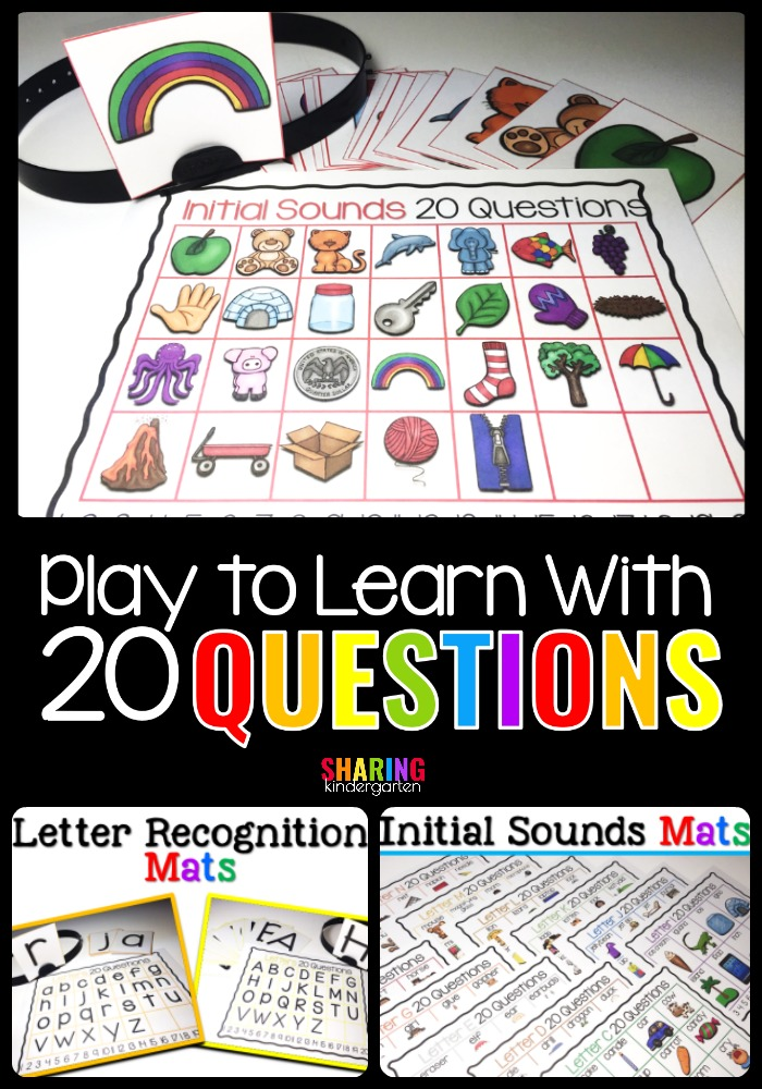 Why You Should Be Playing 20 Questions