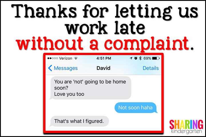 Thanks for letting us work late with a complaint.