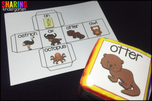 Die options for game... already made or pocket chart die inserts