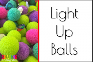 Light Up Balls