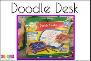 Doodle Desk