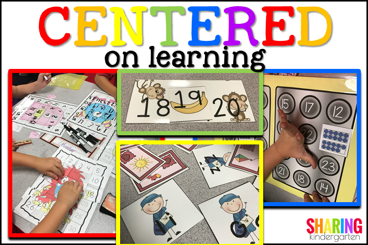 Centered on Learning: The Letter Mm