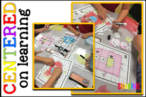 Centered on Learning: Monster 1-30 Writing and Puzzles