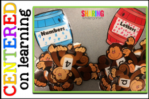 Centered on Learning: Sorting Monkeys
