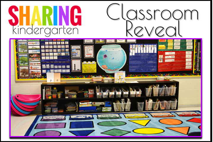 Check out this classroom reveal