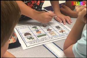 GR blend game your students will love