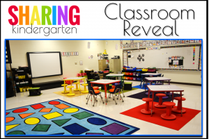 Check out my new classroom!