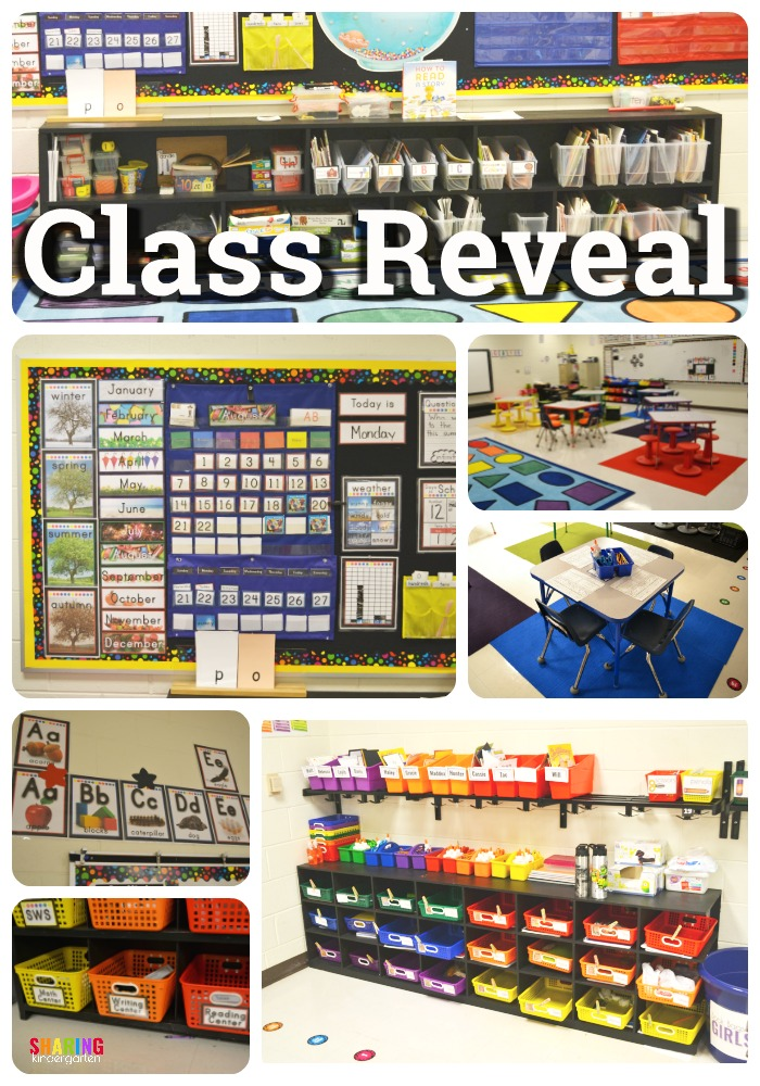 Classrom Reveal 2016