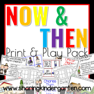 Now & Then Print & Play Pack